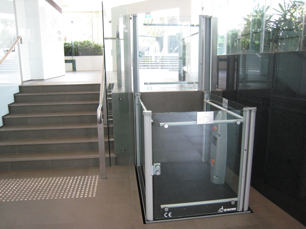 Wheelchair Lift Prestige Lifting Services